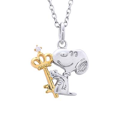 J plus rakuten global market snoopy snoopy snoopy crown key snoopy snoopy snoopy crown key pendant diamond pendant wrapping 10p21may14 aloadofball Images