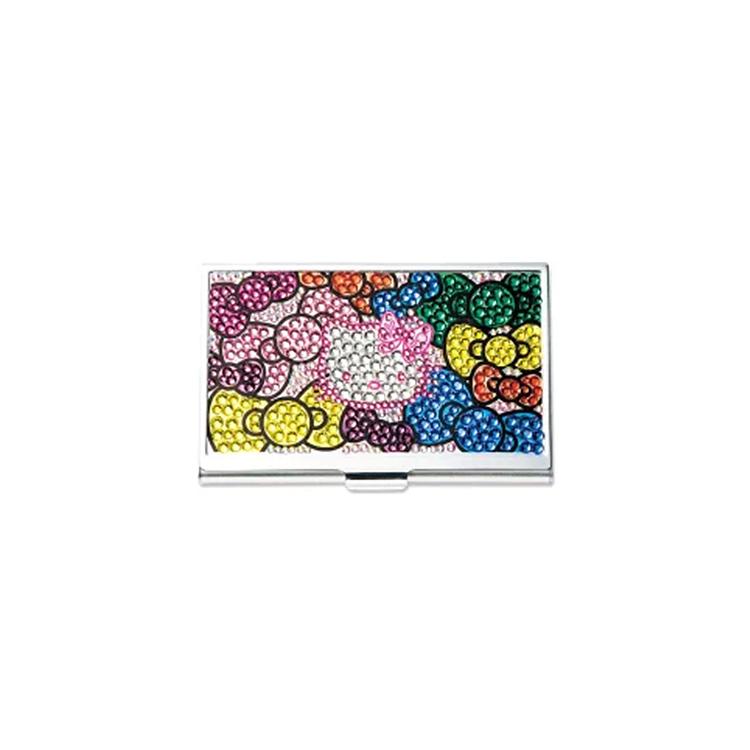 ハローキティ カードケース キラキラ 大人 グッズ 名刺入キティちゃん ギフト プレゼント 誕生日プレゼント 記念 贈物