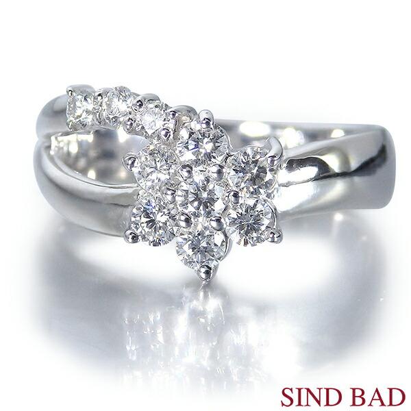 スイートテンダイヤモンド 指輪 プラチナ リング 0.4ct 誕生日 プレゼント【ダイヤモンド リング】【スイート10】【送料無料】【代引き手数料無料】