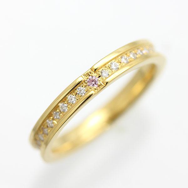 結婚指輪 K10YG ダイヤモンド フルエタニティ イエローゴールド クロスリング レディースリング マリッジリング ギフト プレゼント 彼女 サンキュークーポン