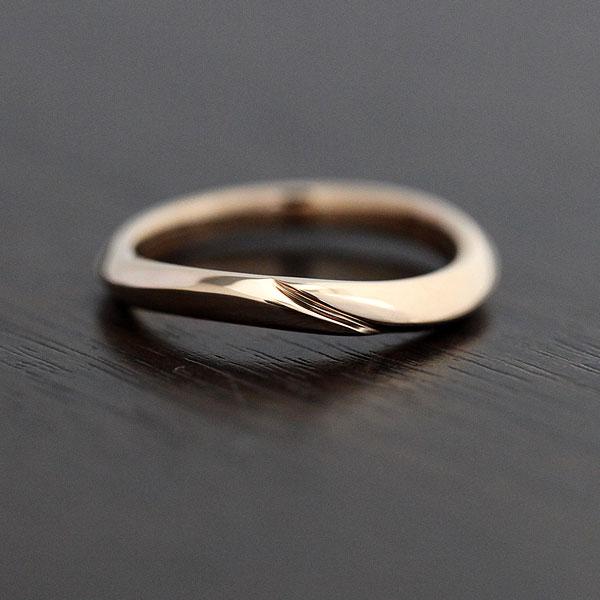 【SALE★30%以上OFF!】 【ポイント優待】 結婚指輪 K10PG シンプルリング マリッジリング ピンクゴールド メンズリング サンキュークーポン