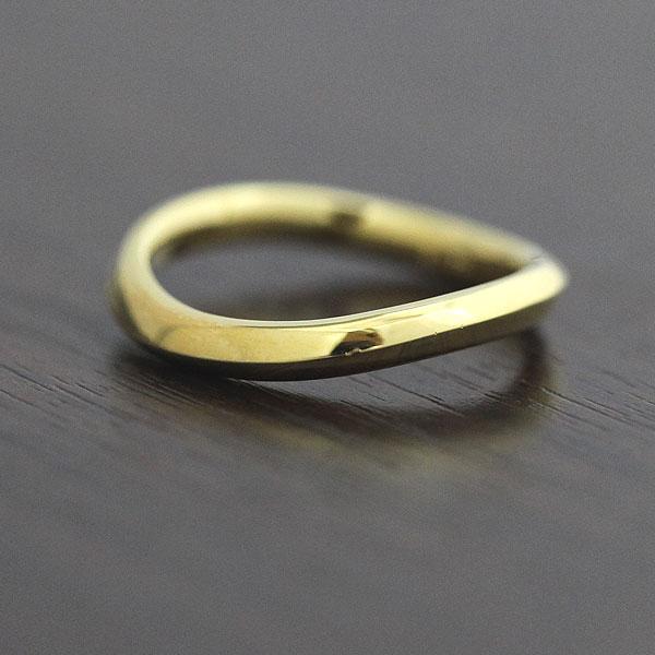 【SALE★30%以上OFF!】 【ポイント優待】 結婚指輪 K10YG シンプルリング マリッジリング イエローゴールド メンズリング サンキュークーポン