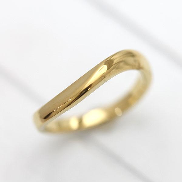 【SALE★30%以上OFF!】 【ポイント優待】 結婚指輪 K18YG シンプル ラインリング マリッジリング イエローゴールド メンズリング サンキュークーポン