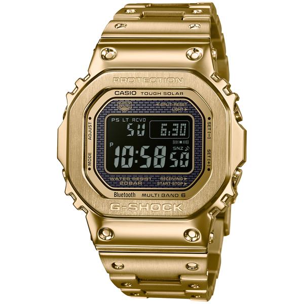 カシオ G-SHOCKGMW-B5000GD-9JFフルメタルケース仕上げGMW-B5000