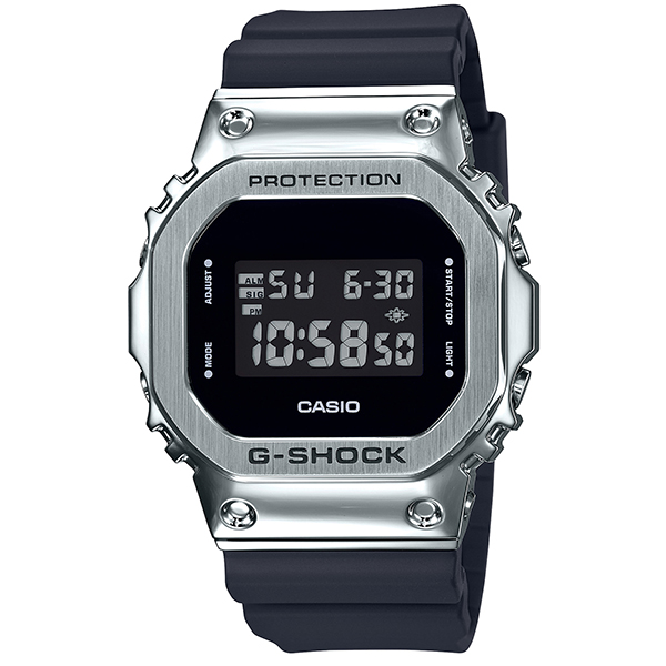 カシオ G-SHOCKGM-5600-1JF「5600シリーズ」
