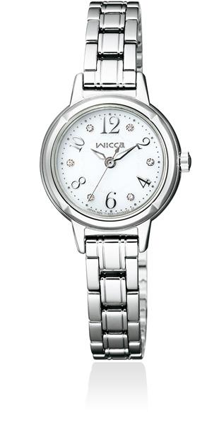 シチズン腕時計ウィッカ ソーラーテックKH9-914-15【楽ギフ_のし】【smtb-KD】