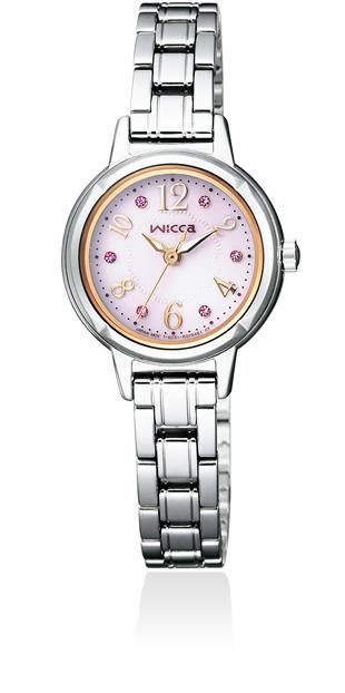 シチズン腕時計ウィッカ ソーラーテックKH9-914-93【楽ギフ_のし】【smtb-KD】