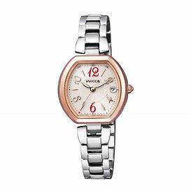 シチズン腕時計ウィッカ 電波時計 ソーラーテックKL0-731-91【楽ギフ_のし】【smtb-KD】