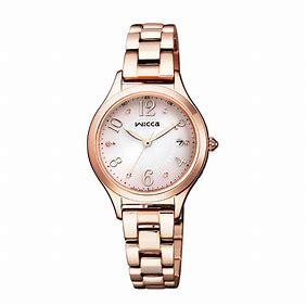 シチズン腕時計ウィッカ 電波時計 ソーラーテックKS1-261-91【楽ギフ_のし】【smtb-KD】