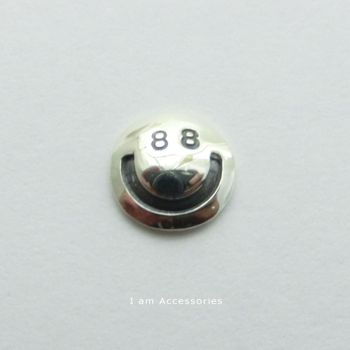88 Smile Pierce 卸直営 Silver925 ピアス片方 片耳 ハッピースマイルピアス マーケット シルバー925 accessories オリジナル メール便可 スマイルマーク i am