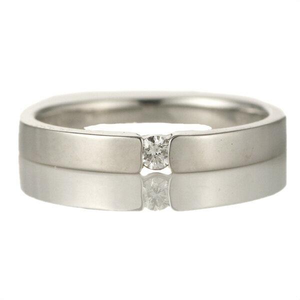婚約指輪 ダイヤモンド エンゲージリング ダイヤ 18金ホワイトゴールド 18金 金 K18 18k 結婚 プロポーズ用【DEAL】