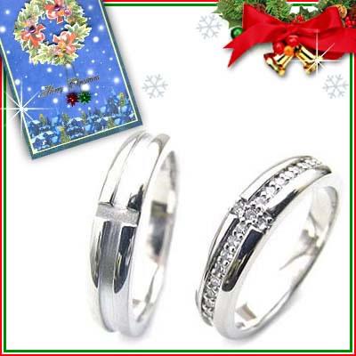 ペアリング シルバー クリスマス限定Xmasカード付( Brand Jewelry with me. ) シルバーペアリング【DEAL】
