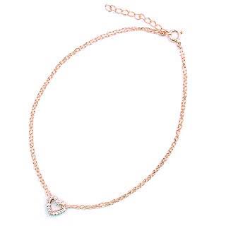 ブレスレット ダイヤモンド ブレスレット ブレスレット レディース 人気 ブレスレット ピンクゴールド ブレスレット ハート ブレスレット