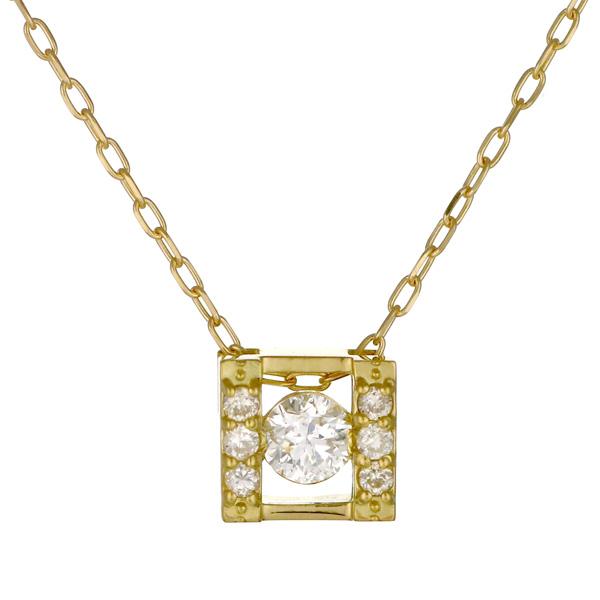 ペンダント K18イエローゴールド 18金 K18 18k ダイヤモンド ゴージャス 人気 おすすめ レディース 女性【DEAL】