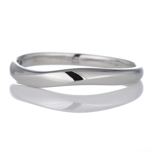 5171a70ab Sapphire ring palladium Swarovski SWAROVSKI marriage ring pairing ring ...