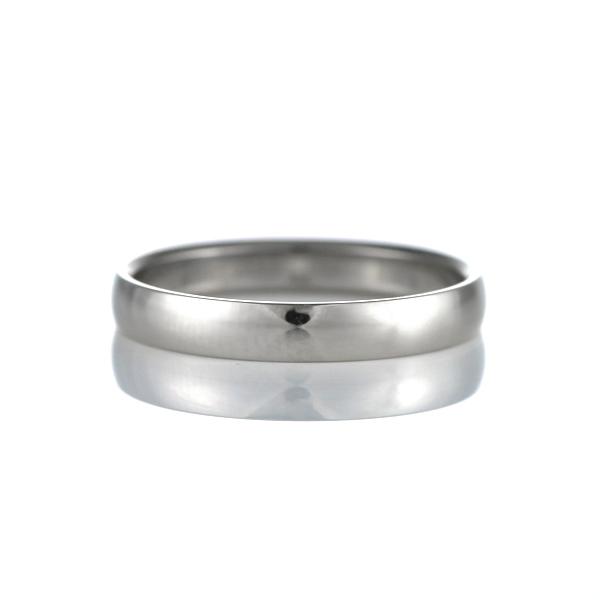結婚指輪 マリッジリング ペアリング ストレート 鏡面仕上げ 平甲丸 パラジウム 末広 スーパーSALE【今だけ代引手数料無料】