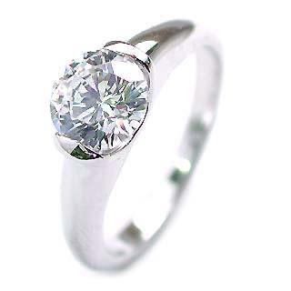 (Brand アニーベル) Pt ダイヤモンドデザインリング(婚約指輪・エンゲージリング) 【DEAL】