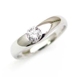 婚約指輪 エンゲージリング ダイヤモンド ダイヤ リング 指輪 人気 ダイヤ ゴールド リング 18金 K18 18k 0.35ct