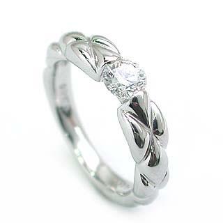 ダイヤモンド 指輪 プラチナ リング ダイヤ デザイン リング レディース 婚約指輪 エンゲージリング 0.35ct 末広 スーパーSALE