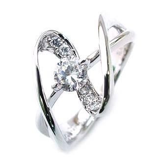ダイヤモンド お買い得品 リング 人気 指輪 プラチナ ダイヤ デザイン スーパーSALE エンゲージリング レディース 0.33ct 婚約指輪 定番の人気シリーズPOINT(ポイント)入荷 末広 今だけ代引手数料無料