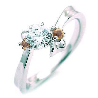 【超特価SALE開催!】 ( 11月誕生石 ) シトリン Pt ダイヤモンドリング(婚約指輪・エンゲージリング)【】 【DEAL】 末広 母の日【今だけ手数料無料】, カミヤクチョウ 0d38f7ee