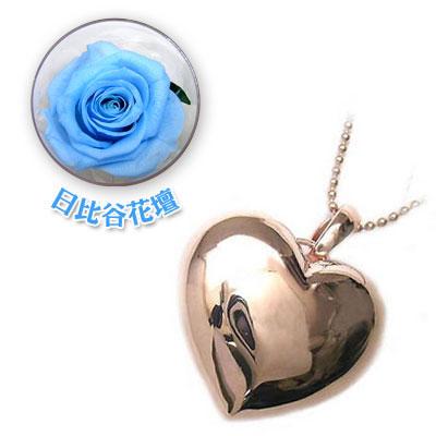 ( 11月-誕生花 ) ( Brand Jewelry me. ) ペンダントネックレス(母の日 限定 日比谷花壇誕生色バラ付) 【DEAL】