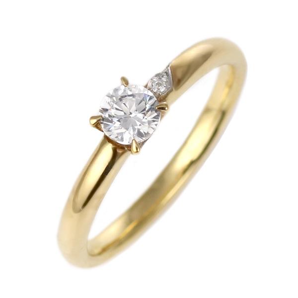 婚約指輪 ダイヤモンド プラチナ ゴールド リング 0.3ct 天然石 エンゲージリング 鑑定書【DEAL】 末広 スーパーSALE【今だけ代引手数料無料】