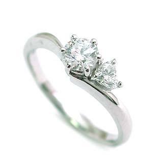 婚約指輪 ホワイトゴールド婚約指輪 人気婚約指輪 刻印無料婚約指輪 エンゲージリング婚約指輪 ダイヤモンド婚約指輪【DEAL】
