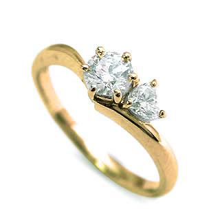 婚約指輪 イエローゴールド婚約指輪 人気婚約指輪 刻印無料婚約指輪 エンゲージリング婚約指輪 ダイヤモンド婚約指輪【DEAL】