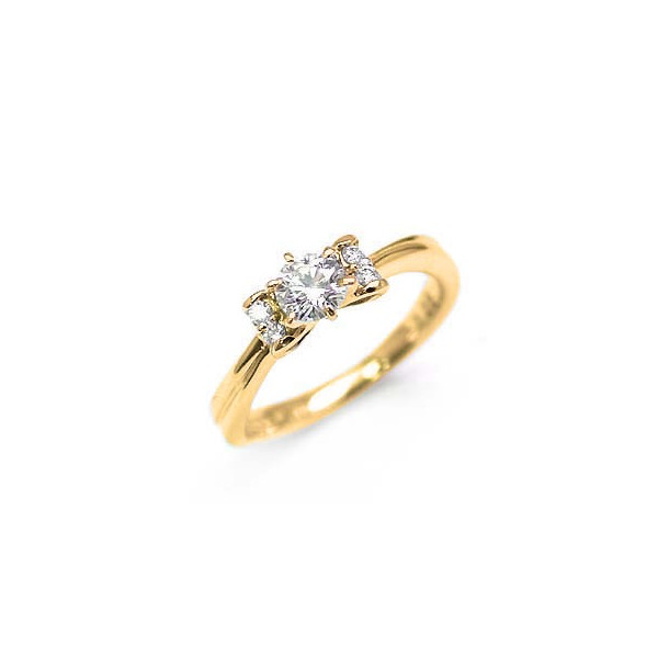 婚約指輪 イエローゴールド婚約指輪 人気婚約指輪 刻印無料婚約指輪 エンゲージリング婚約指輪 ダイヤモンド婚約指輪 【DEAL】