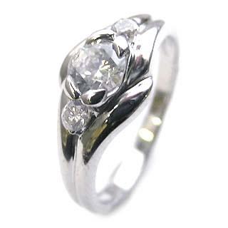 婚約指輪 エンゲージリング ダイヤモンド ダイヤ リング 指輪 人気 ダイヤ プラチナ リング 0.33ct 末広 スーパーSALE