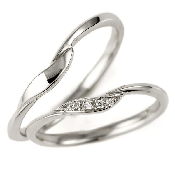 【着後レビューで 送料無料】 結婚指輪 マリッジリング ダイヤモンド プラチナ リング ペアリング 人気 ペアリング ダイヤモンド 2本セット 刻印無料 結婚指輪 メンズ レディース スイートマリッジ, CoCo Color KYOTO:ce652975 --- mirandahomes.ewebmarketingpro.com