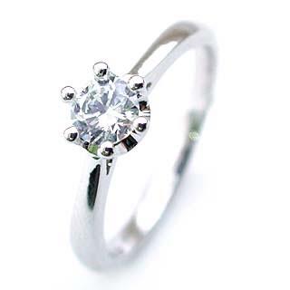 (Brand Jewelry fresco) Pt ダイヤモンドリング(婚約指輪・エンゲージリング)【DEAL】 末広 スーパーSALE【今だけ代引手数料無料】