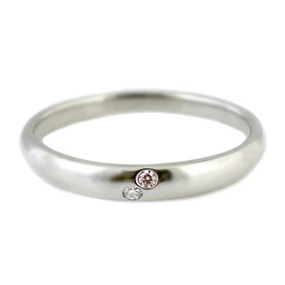 プラチナ Pt ( Brand Jewelry TwinsCupid ) プラチナ900ダイヤモンドレディスリング(コンフェッティ)