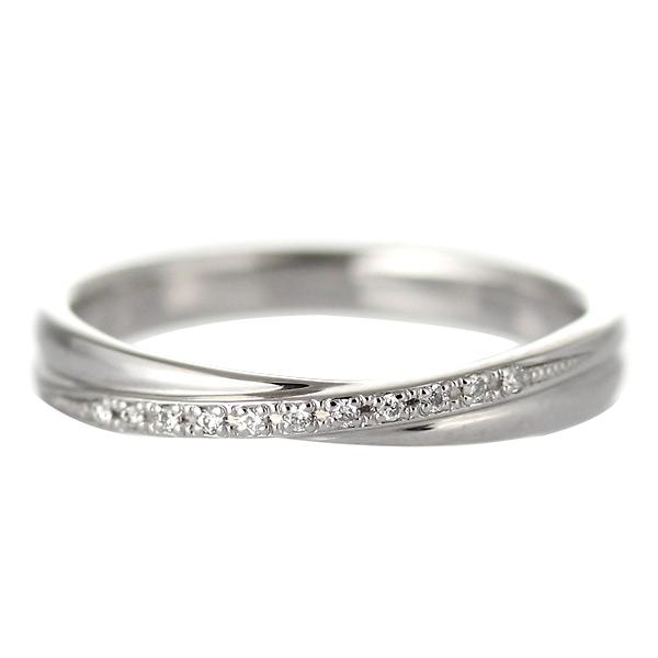 メンズリング プラチナ900 ダイヤモンド ペアリング 結婚指輪