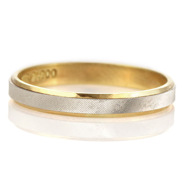( Brand Jewelry serieux )結婚指輪・マリッジリング・ペアリング(プラチナ・ゴールド) アンゼリカ 末広 スーパーSALE【今だけ代引手数料無料】