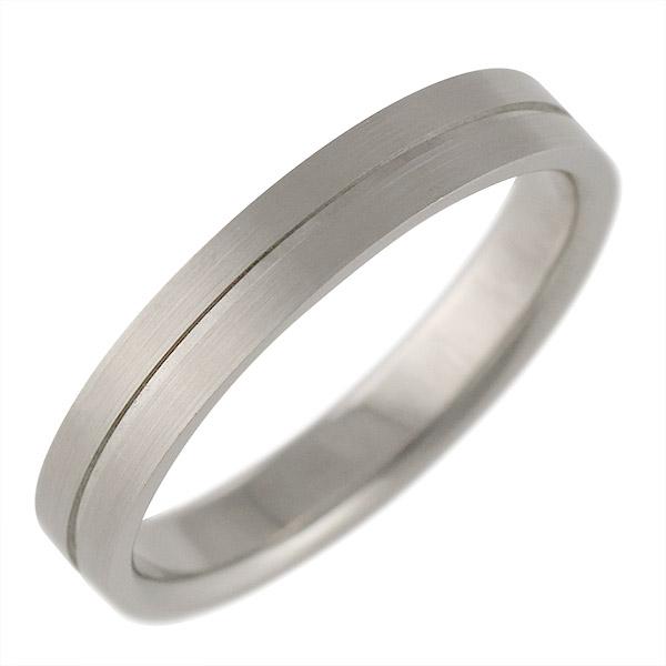 K18ホワイトゴールド 結婚指輪・マリッジリング・ペアリング(特注サイズ)