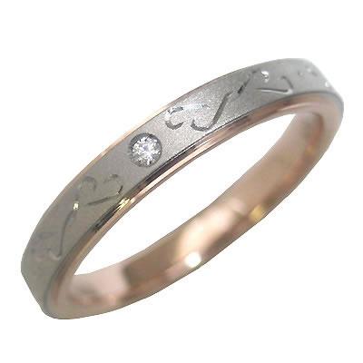 ペアリング 結婚指輪・マリッジリング・( Brand Jewelry Angerosa )(特注サイズ)