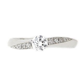ペアリング ( Brand Jewelry fresco ) プラチナ ダイヤモンドリング(婚約指輪・結婚指輪)