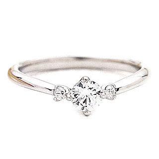 ( Brand Jewelry fresco ) プラチナ ダイヤモンドリング(婚約指輪・結婚指輪) 【DEAL】