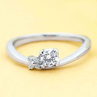 ( Brand Jewelry fresco ) プラチナ ダイヤモンドリング(婚約指輪・結婚指輪)【DEAL】 末広 スーパーSALE【今だけ代引手数料無料】