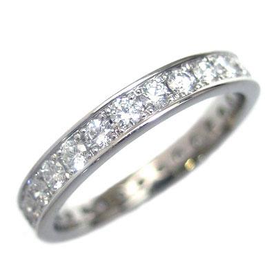 プラチナ ダイヤモンドフルエタニティリング(Brand Jewelry L'or)【DEAL】