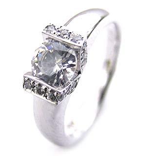 ( Brand Jewelry Angerosa ) Pt ダイヤモンドリング(婚約指輪・エンゲージリング)【DEAL】 末広 スーパーSALE【今だけ代引手数料無料】