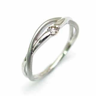 ( K18WG )ダイヤモンドデザインリング 【DEAL】 末広 スーパーSALE【今だけ代引手数料無料】