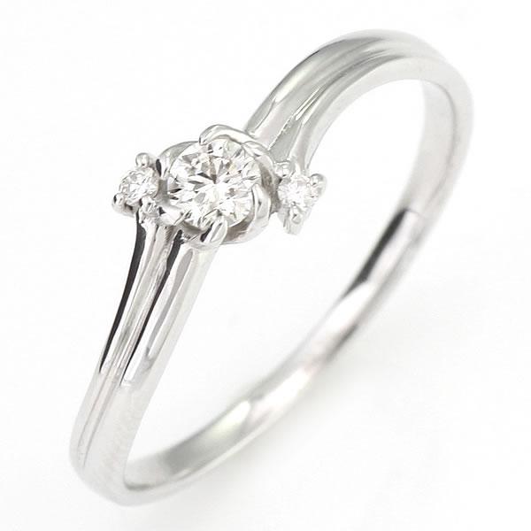 ダイヤモンド リング ダイヤモンドリング 指輪 ホワイトゴールド 鑑別書付き 【DEAL】 末広 スーパーSALE
