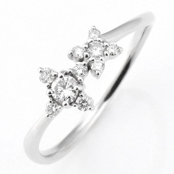スイート エタニティ ダイヤモンド 10 個 ダイヤモンド リング ダイヤモンド 指輪 結婚 10周年記念