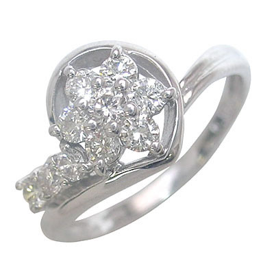 スイート エタニティ プラチナ ダイヤモンドリング 結婚 10周年記念 【DEAL】