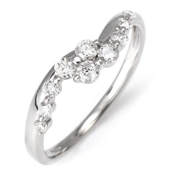 スイート エタニティ ダイヤモンド リング プラチナ ダイヤモンド 指輪 鑑別書付き 結婚 10周年記念