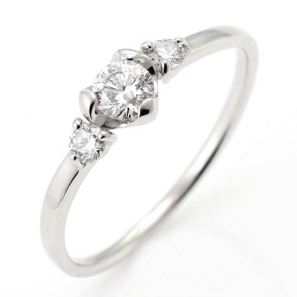 ダイヤモンド リング ダイヤモンドリング 指輪 プラチナ 鑑別書付き 【DEAL】
