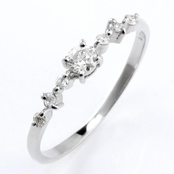 ダイヤモンド リング ダイヤモンドリング 指輪 プラチナ 鑑別書付き